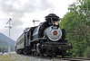 California: Niles Canyon Railway, 2013 : Six miles long, the railway runs from Niles, about 30 miles from San Francisco, to Sunol. It uses the alignment of a Sacramento - Stockton - San Jose line opened in 1869 as part of the Central Pacific - Union Pacific transcontinental railroad.  Here are 21 photos.